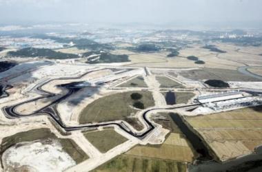 Vista áerea del Circuito de Yeongam, Corea (Foto: motor.es).