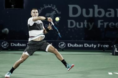 Foto: Divulgação   Dubai Tennis Championships