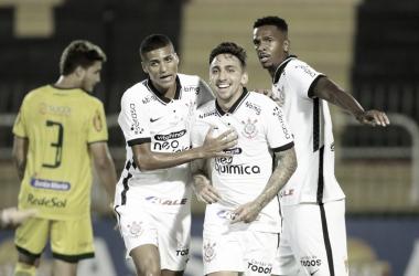 Mirassol 0 a 1 Corinthians (Foto: Divulgação / SC Corinthians Paulista)