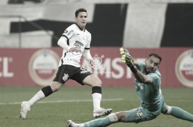 Corinthians goleia River Plate-PAR pela Sul-Americana e fica na segunda posição do grupo E