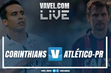 Resultado Corinthians x Atlético-PR pelo Campeonato Brasileiro 2018