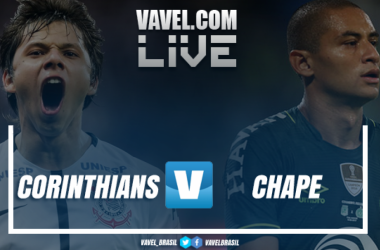 Resultado Corinthians 1 x 0 Chapecoense na Copa do Brasil