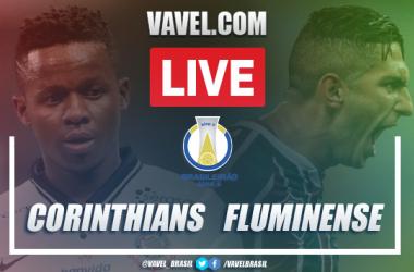 Gols e melhores momentos Corinthians 5x0 Fluminense pelo Campeonato Brasileiro