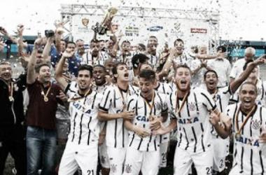 Maior campeão, Corinthians estreia na Copa SP buscando nono título e domínio no Sub-20