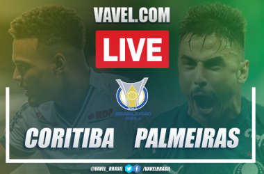 Gol e melhores momentos de Coritiba 1 x 0 Palmeiras pelo Campeonato Brasileiro