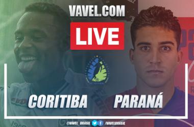 Gols e Melhores momentos de Coritiba 5 x 0 Paraná