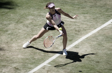 Cornet encara Muguruza ou Rybakina nas quartas do bett1 Open (Foto: Jimmie48/WTA)