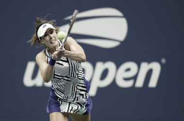Cornet joga bem, aproveita desistência de Keys e avança no US Open