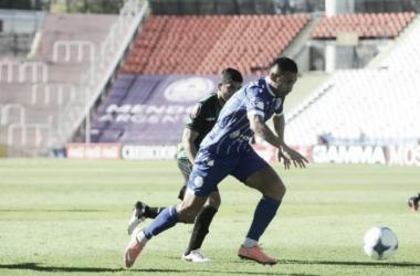 Godoy Cruz y San Martín de San Juan empataron 0-0. FOTO: Ovación.