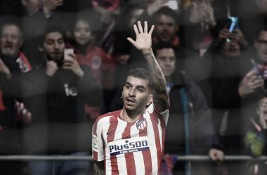"""Ángel Correa: """"Sabía que si me quedaba era para jugar de la mejor manera"""""""
