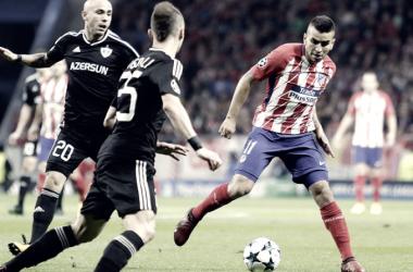 """Thomas y Correa coinciden: """"Rendirse no es una opción""""/ Fuente: Atlético de Madrid"""
