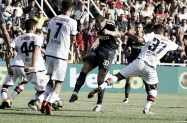 Il momento del gol di Skriniar   Corriere della sera