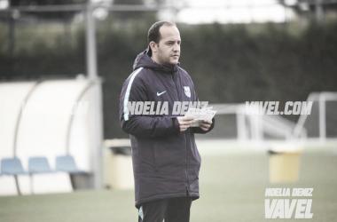 """Lluís Cortés: """"Estamos en un muy buen momento, el equipo ha ido de menos a más"""""""