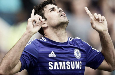 Diego Costa targets Arsenal for his Chelsea return