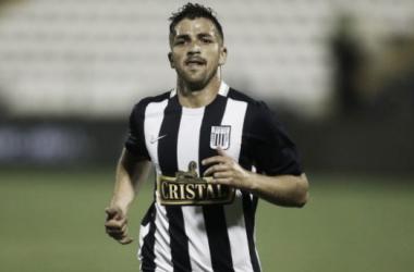 Costa llegó a Alianza Lima en 2014 y consiguió el Torneo del Inca con los 'grones' (FOTO: depor.pe)