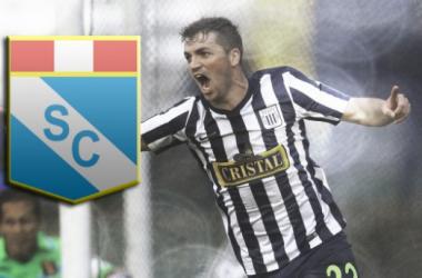Costa jugó dos temporadas con Alianza Lima. Montaje: Luis Burranca.