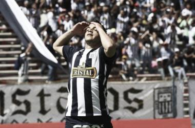 Costa llegó a Alianza Lima a inicios de 2014. (Foto: libero.pe)
