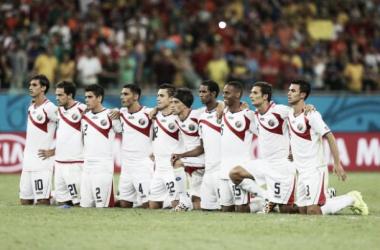 Com derrota nos pênaltis, Costa Rica entra para o grupo de seleções eliminadas de forma invicta