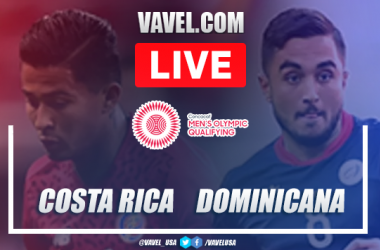 Goals andHighlightsof Costa Rica 5-0 Dominicana onCONCACAF Men's Olympic Soccer Qualifying 2021(5-0)