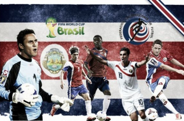 Costa Rica: a surpresa Mundial