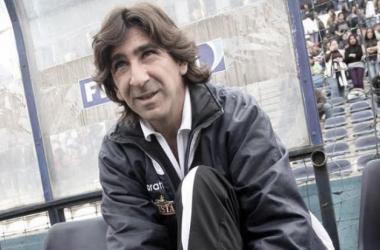 Costas como director técnico de Alianza Lima en 2003. (Foto: soyalianza.pe)
