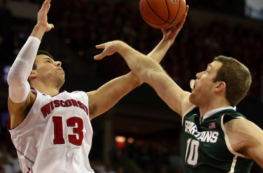 Wisconsin Badgers Knock Off Michigan State Spartans to Earn a Share of the Big Ten Title