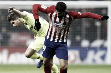Atlético de Madrid 1-1 FC Barcelona / Foto: 20minutos