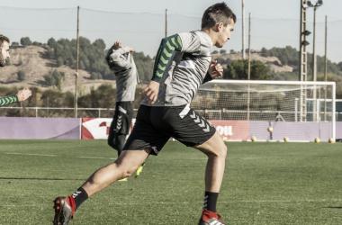 Entrenamiento del Real Valladolid en los Anexos | Real Valladolid