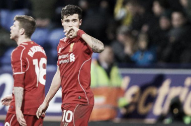"""Rodgers: """"Coutinho is going to become world-class like Suarez"""""""