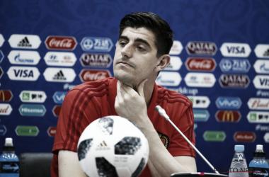 Rusia 2018 será el segundo Mundial para Thibaut Courtois| Foto: Real Asociación de Fútbol de Bélgica