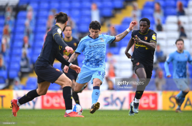 Coventry City 0-0 Watford: Sky Blues will rue missed chances in stalemate