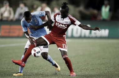 OpportunisticFrank Lampard goal helps New York City FC down New England Revolution