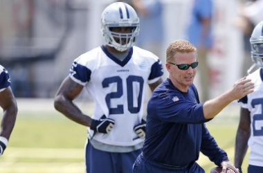 Darren McFadden Ready To Return To Practice; Starting RB Position Joseph Randle's Job To Lose
