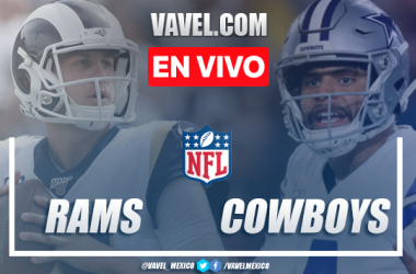 Resumen y Touchdowns: Los Angeles Rams 21-44 Dallas Cowboys en NFL 2019