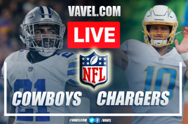 Highlights and Touchdowns: Cowboys 20-17 Chargers in NFL Season