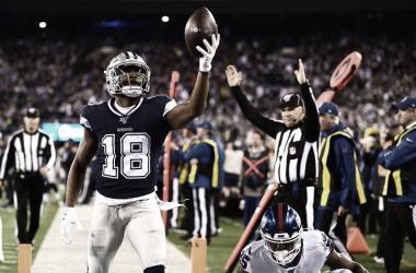Dallas gana el Monday Night Football en Nueva York