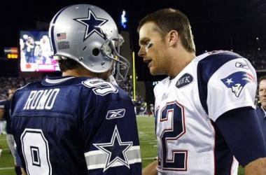 Score New England Patriots - Dallas Cowboys 2015 (30-6)