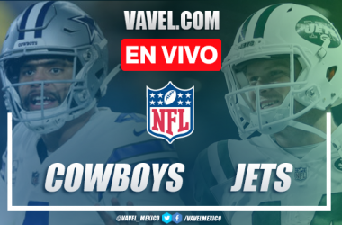 Resumen y Touchdowns: Cowboys 22-24 Jets en NFL 2019