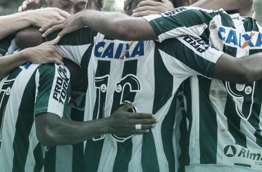 Coxa se classificou para às oitavas de final (Foto: Divulgação/ Coritiba)