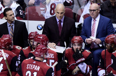The Arizona Coyotes need to become more consistent if they want to advance to the playoffs. | (Photo: newsatspeed.com)