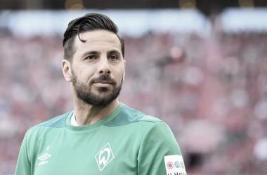 Claudio Pizarro y sus negativas a jugar en España
