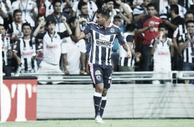 Edwin Cardona y Dorlan Pabon se lucieron en la victoria de Monterrey sobre León