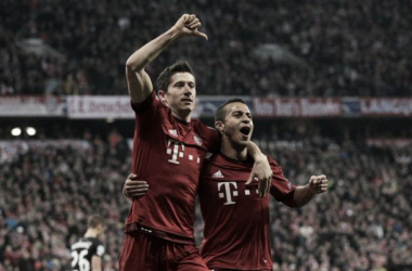 Bayern Munich 5-0 Dinamo Zagreb: German champions outclass poor Croatians