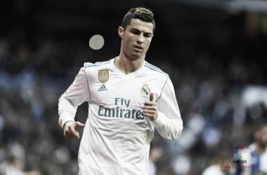 Cristiano Ronaldo. Fonte: LaLiga.es