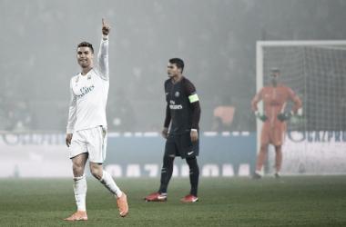 Cristiano Ronaldo. Fonte: UEFA Champions League/Twitter