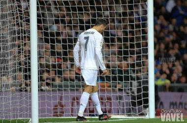 El Atlético, un dolor de muelas para CR7