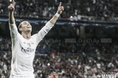 Cristiano Ronaldo, el jugador que más se ha enfrentado al Málaga