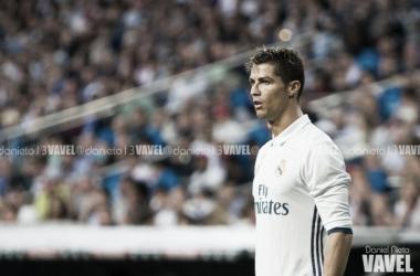Cristiano con el Real Madrid | Fuente: Daniel Nieto