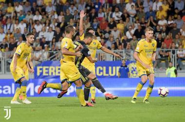 Serie A - Prima di Madrid la Juventus ospita il Frosinone