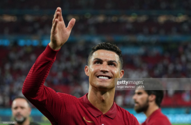 Portugal 2-2 France: Ronaldo equals international goalscoring record and seals holders' progression to theRound of 16.